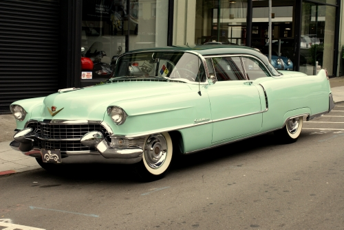 Used 1955 Cadillac Series 62 Coupe