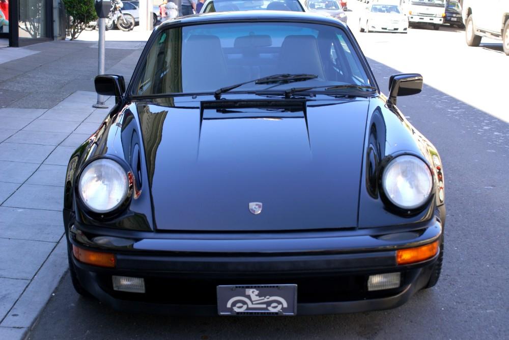 Used 1987 Porsche Carrera Coupe