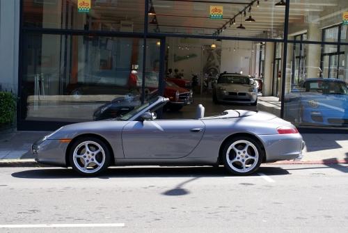 Used 2004 Porsche Carrera Cabriolet