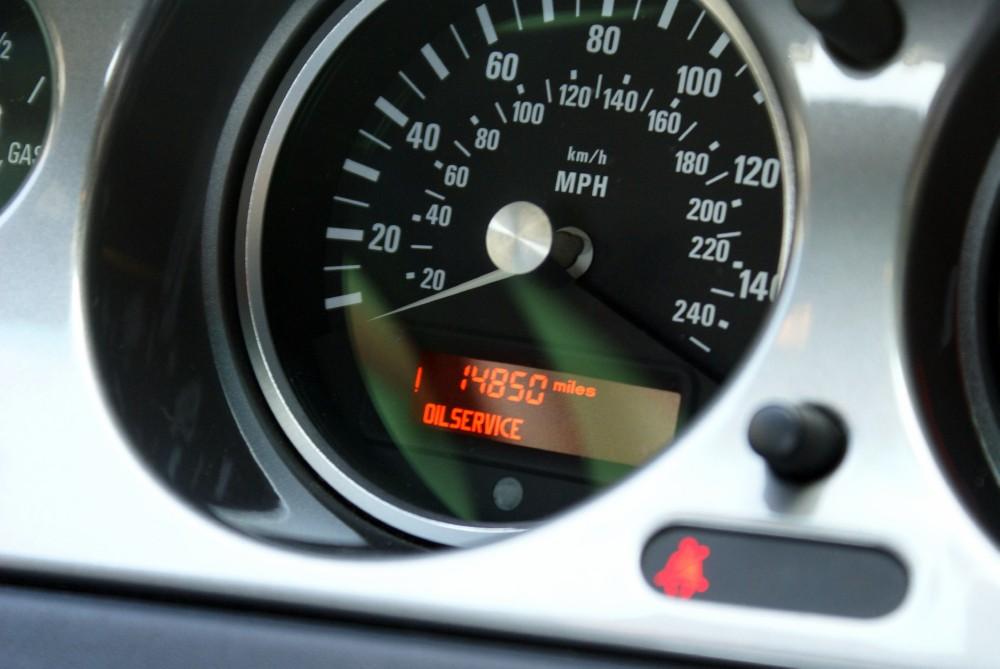 Used 2002 BMW Z8