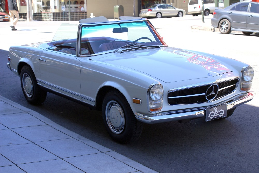 Used 1968 Mercedes Benz 280 SL