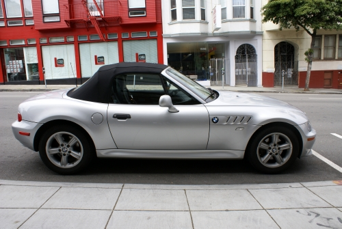 Used 2000 BMW Z3 Convertible