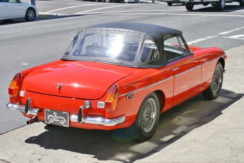 Used 1970 MG B Convertible