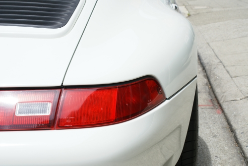 Used 1995 Porsche Carrera