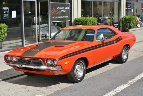 Used 1974 Dodge Challenger