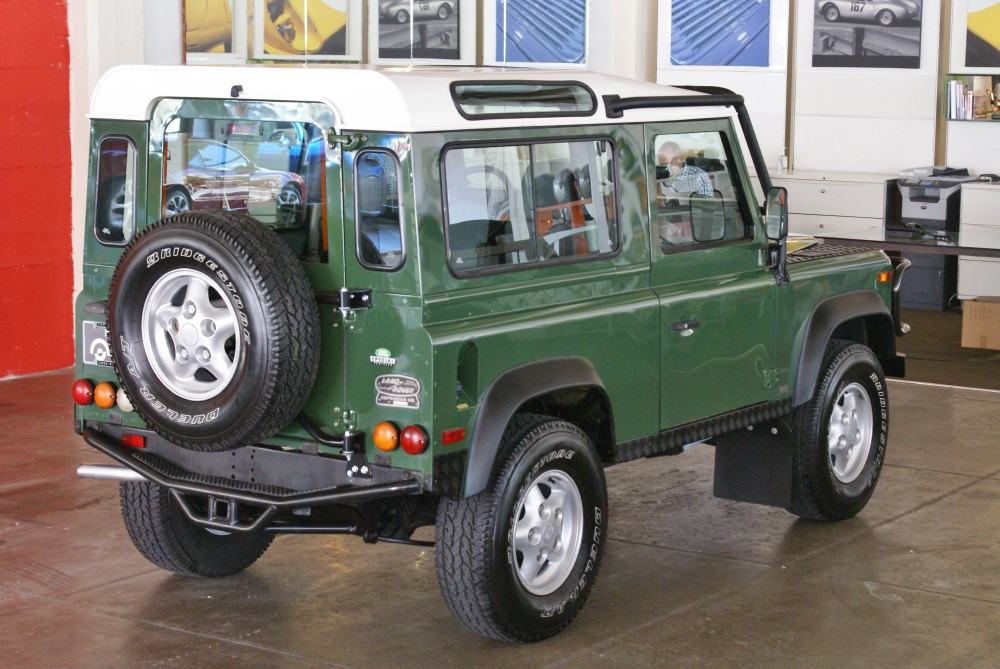 Used 1997 Land Rover Defender 90 Hardtop
