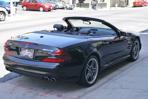 Used 2006 Mercedes Benz SL65 AMG