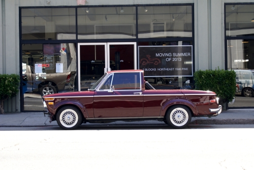 Used 1971 BMW 1600