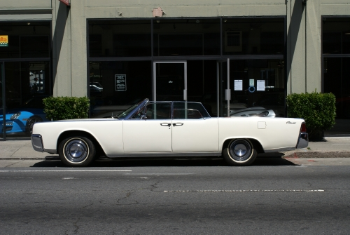 Used 1964 Lincoln Continental Convertible