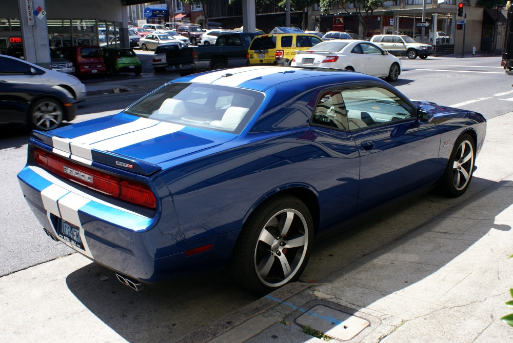 Used 2011 Dodge Challenger SRT8 392