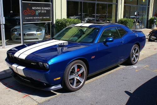 Used 2011 Dodge Challenger SRT8 392