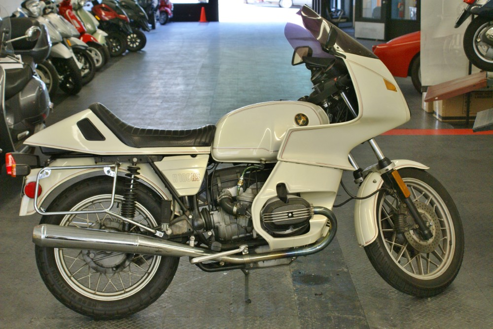 Used 1984 BMW R100RS
