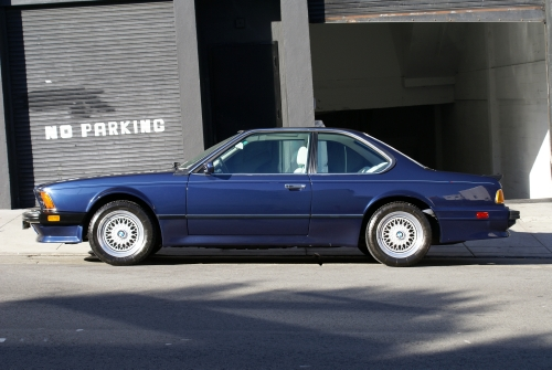 Used 1987 BMW M6