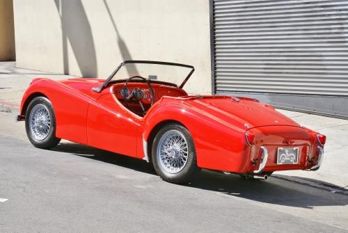Used 1954 Triumph TR2