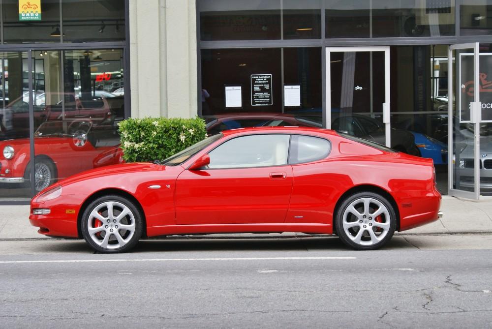Used 2004 Maserati Coupe Cambiocorsa