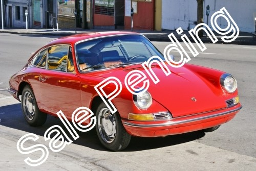Used 1968 Porsche 912 SWB