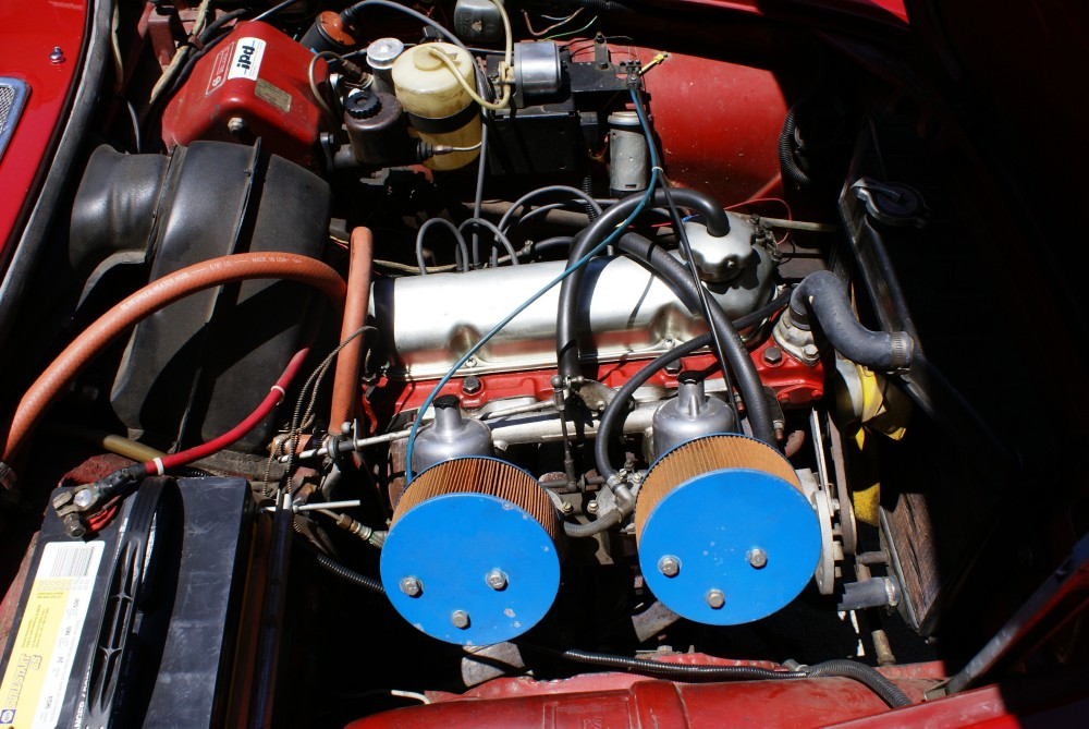 Used 1966 Volvo P1800S