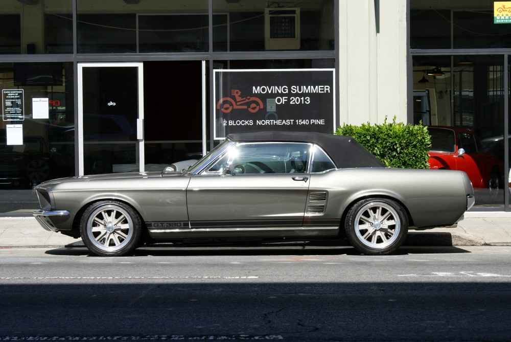 Used 1967 Ford Mustang GT Restomod