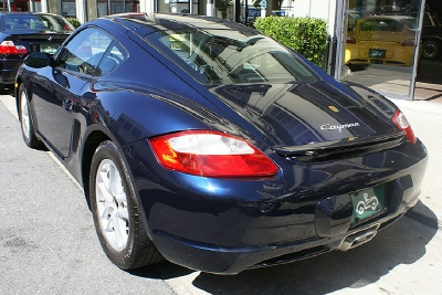 Used 2007 Porsche Cayman
