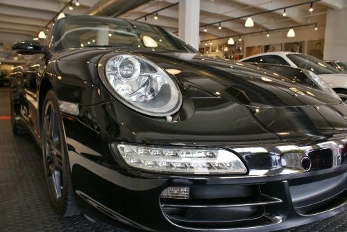 Used 2008 Porsche Carrera 4 Cabriolet