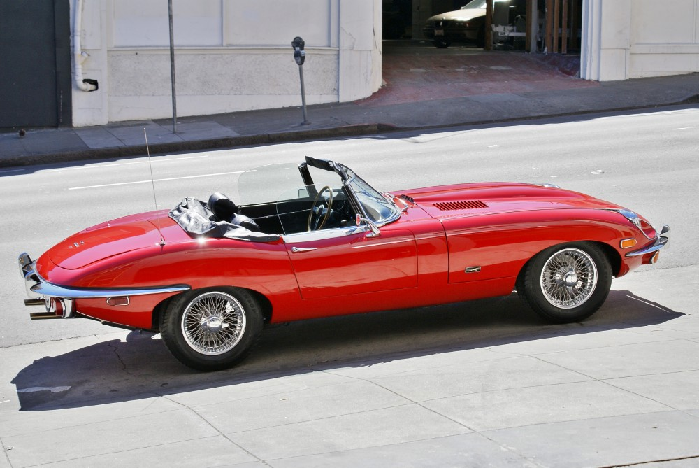 Used 1970 Jaguar XK E Roadster