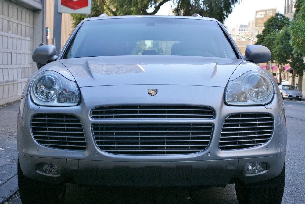 Used 2006 Porsche Cayenne Turbo S