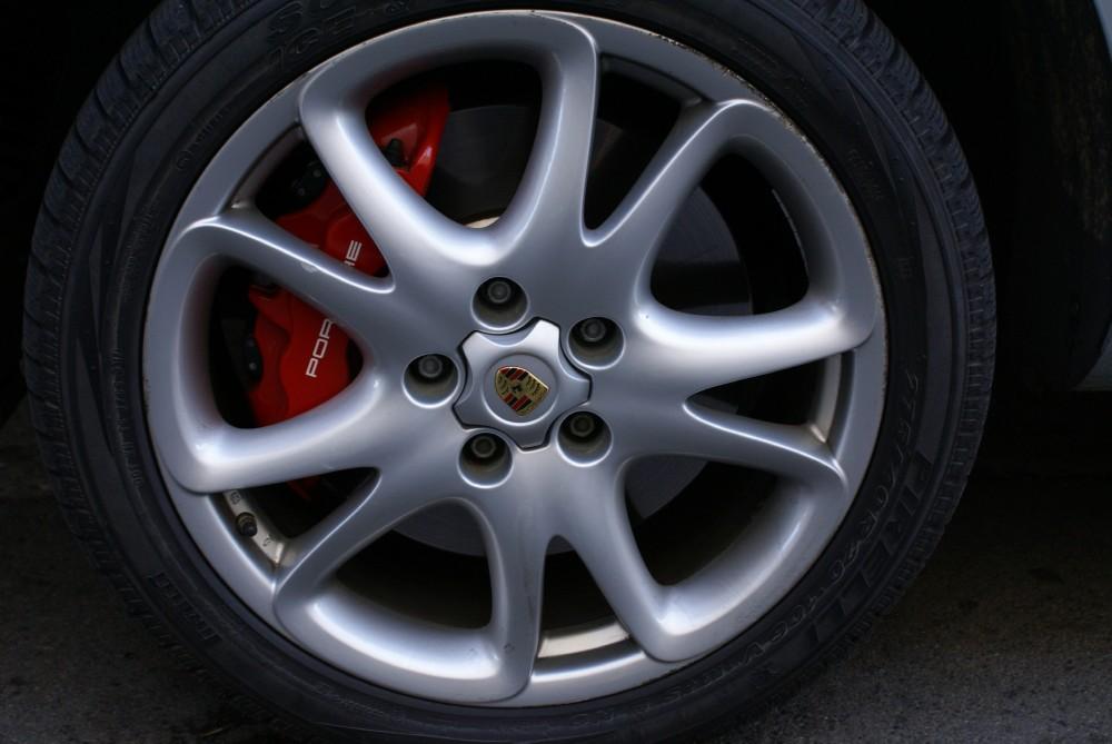 Used 2006 Porsche Cayenne Turbo S