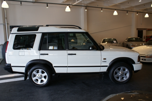 Used 2003 Land Rover Discovery HSE