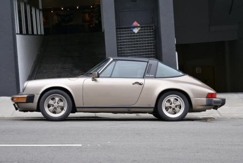 Used 1984 Porsche 911 Targa