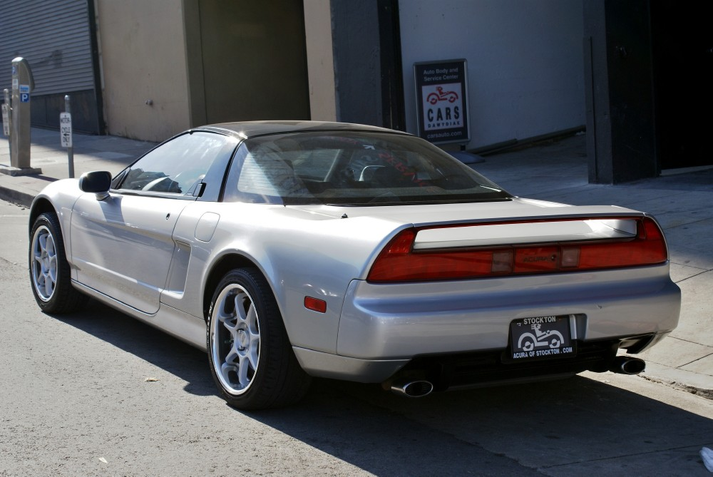 Used 1991 Acura NSX
