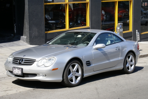 Used 2005 Mercedes Benz SL500