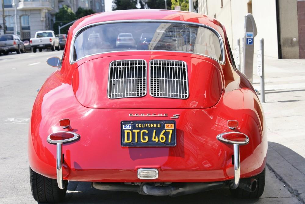 Used 1963 Porsche 356 B 1600 S
