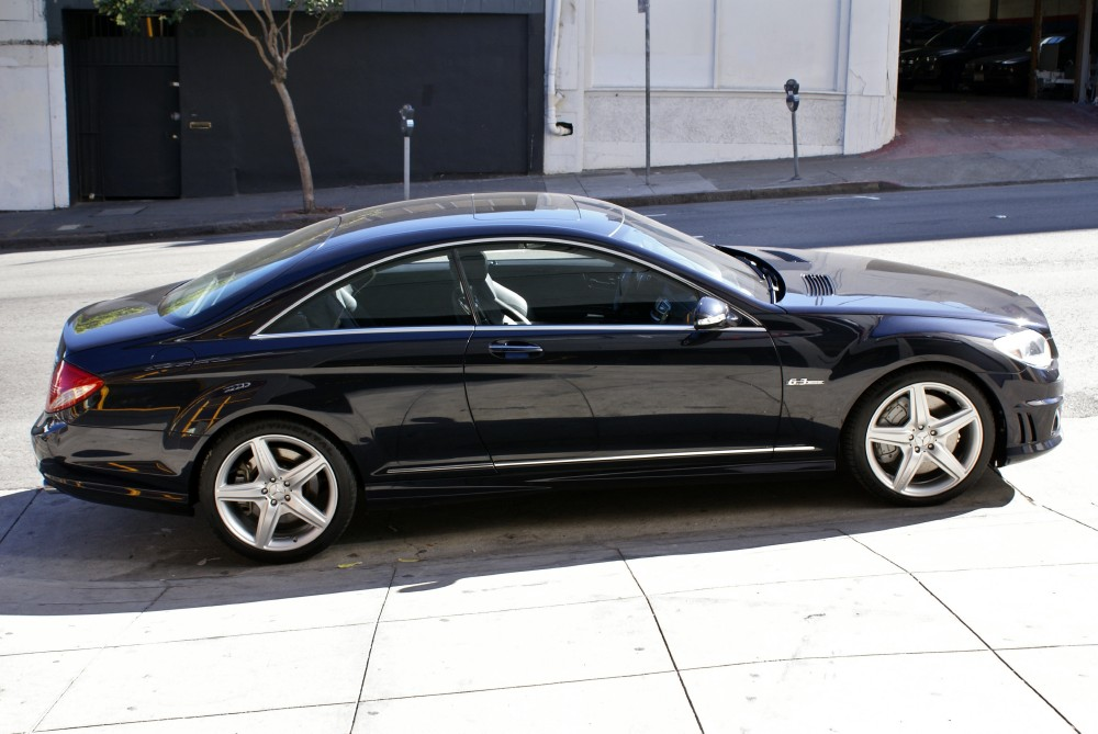 Used 2008 Mercedes Benz CL63