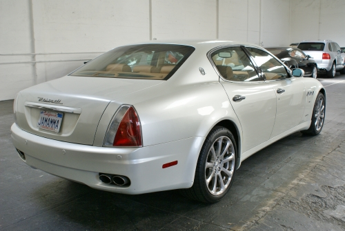 Used 2008 Maserati Quattroporte Executive GT Automatic