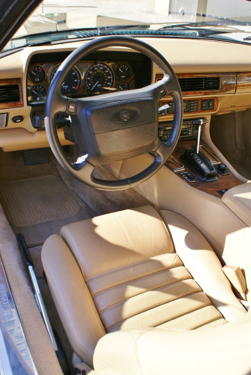 Used 1992 Jaguar XJS V12