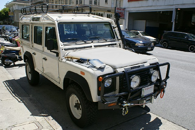 Used 1993 Land Rover Defender 110