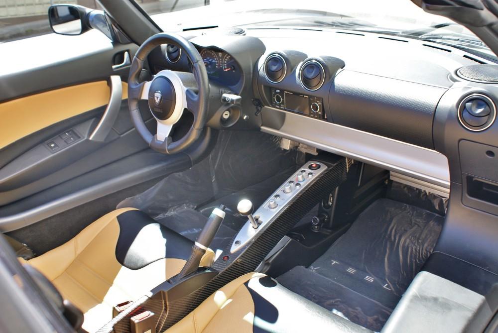 Used 2008 Tesla Roadster