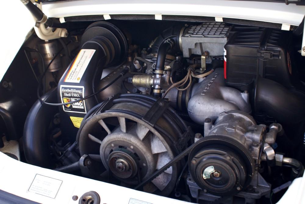 Used 1989 Porsche Carrera Cabriolet