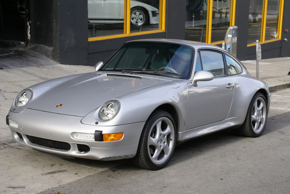 Used 1998 Porsche Carrera S