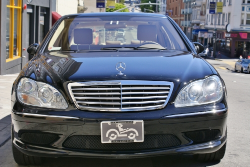 Used 2006 Mercedes Benz S Class S65 AMG