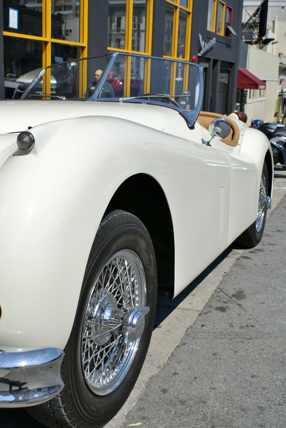 Used 1957 Jaguar XK140 OTS