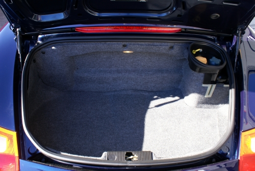 Used 2000 Porsche Boxster