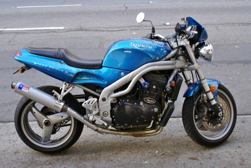 Used 2001 Triumph Speed Triple