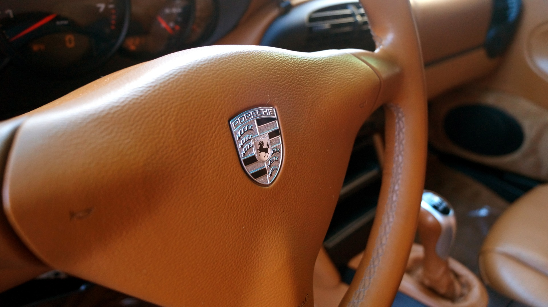 Used 2000 Porsche Carrera Coupe