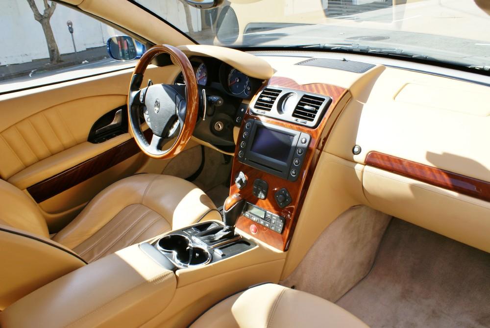 Used 2007 Maserati Quattroporte Executive GT Automatic