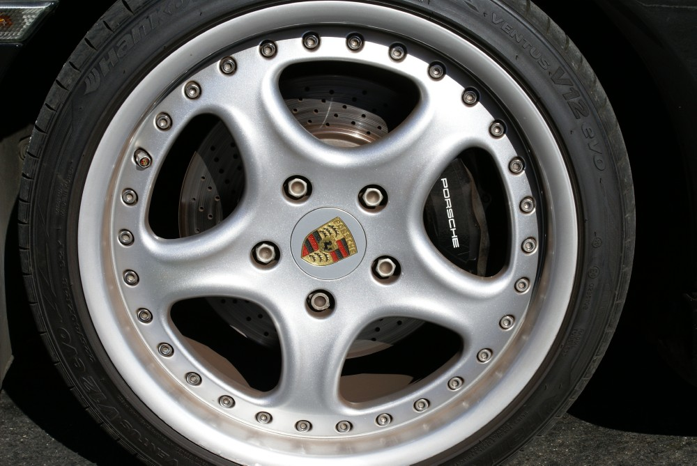 Used 1999 Porsche Carrera Cabriolet