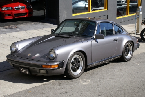 Used 1986 Porsche 911 Carrera Coupe