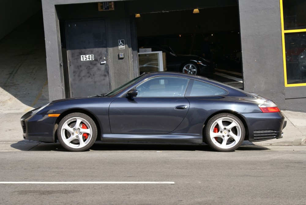 Used 2004 Porsche Carrera 4S Coupe