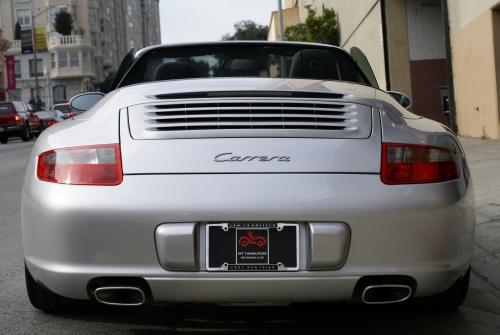Used 2006 Porsche 911 Carrera