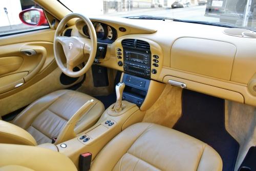 Used 2003 Porsche 911 Turbo